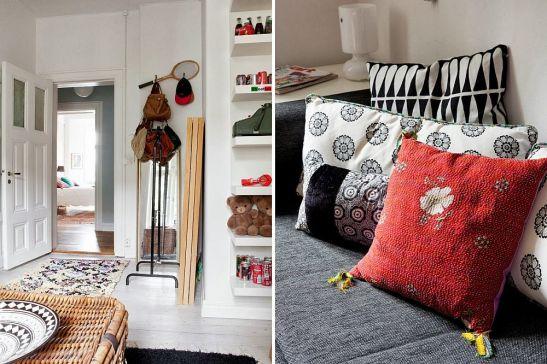adelaparvu.com despre interior vintage cu decoratiuni colorate (16)