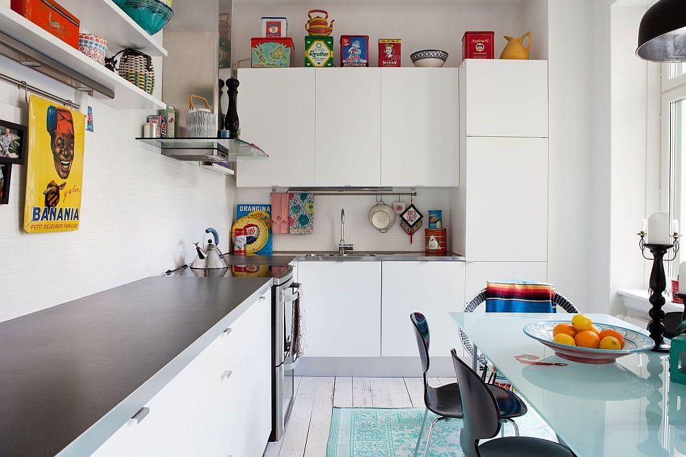 adelaparvu.com despre interior vintage cu decoratiuni colorate (5)