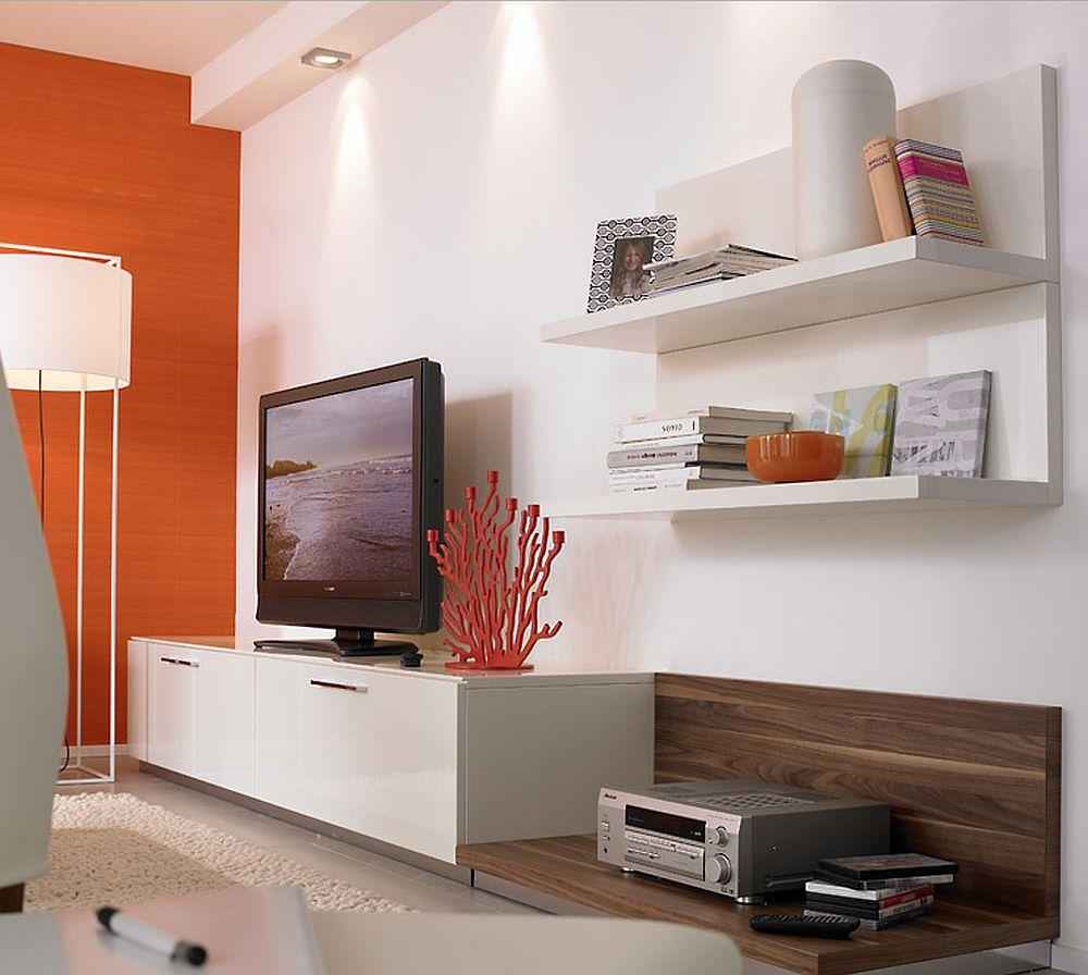 25 de idei pentru locul tv in camera de zi  Adela Pârvu ...