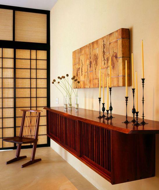 Design Amy Lau Design. Masca de calorifer apare ca o piesa de mobilier suspendata