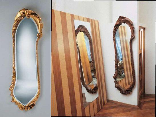 Calvet oglinda design Antoni Gaudí 1902