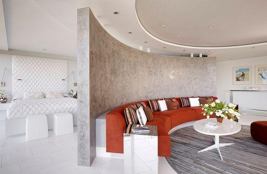 adelaparvu.com despre penthouse anii 60 Mark English Architects Design interior Gary Hutton Foto Matthew Millman (15)