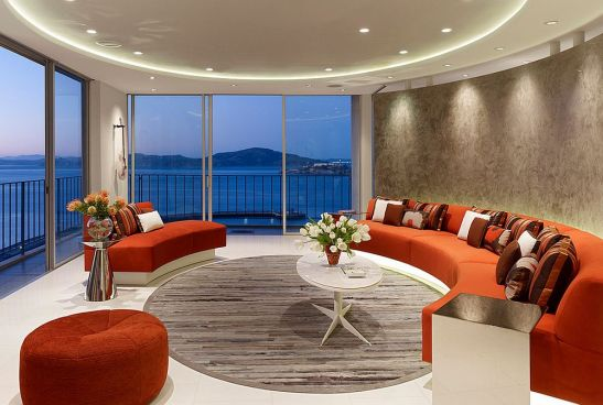 adelaparvu.com despre penthouse anii 60 Mark English Architects Design interior Gary Hutton Foto Matthew Millman (5)