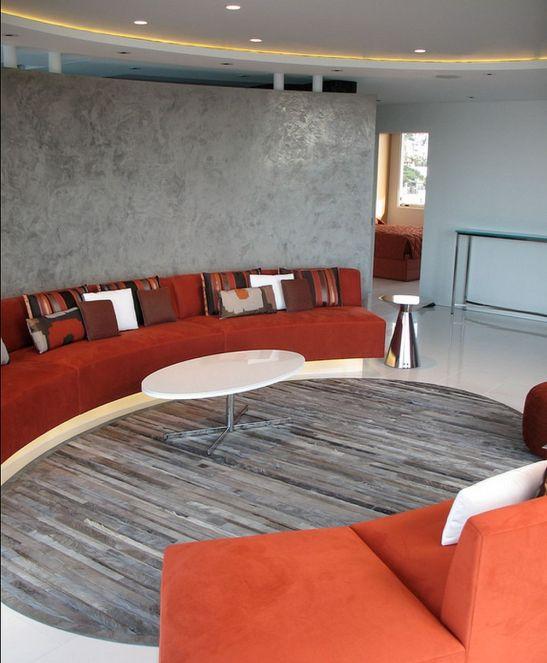 adelaparvu.com despre penthouse anii 60 Mark English Architects Design interior Gary Hutton Foto Matthew Millman (8)