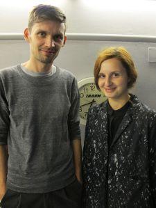Vlad si Nona, cei doi tineri din spatele Ping Pong