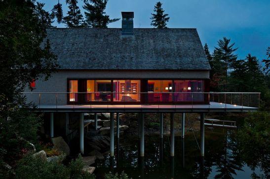 adelaparvu.com despre Pond House Foto Tome Crane (8)