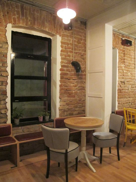 adelaparvu.com despre pub Jai Bistrot Bucuresti Designer Mihai Grama (3)