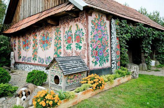 adelaparvu.com despre satul Zalipie (12)