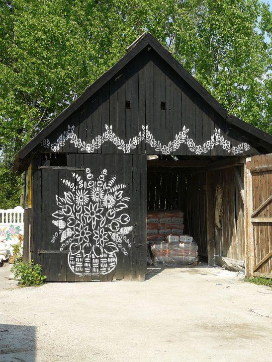 adelaparvu.com despre satul Zalipie (3)