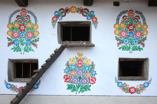adelaparvu.com despre satul Zalipie (7)