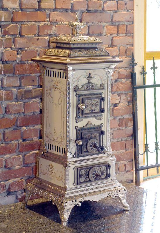Soba in stil Art Nouveau (Jugendstil)
