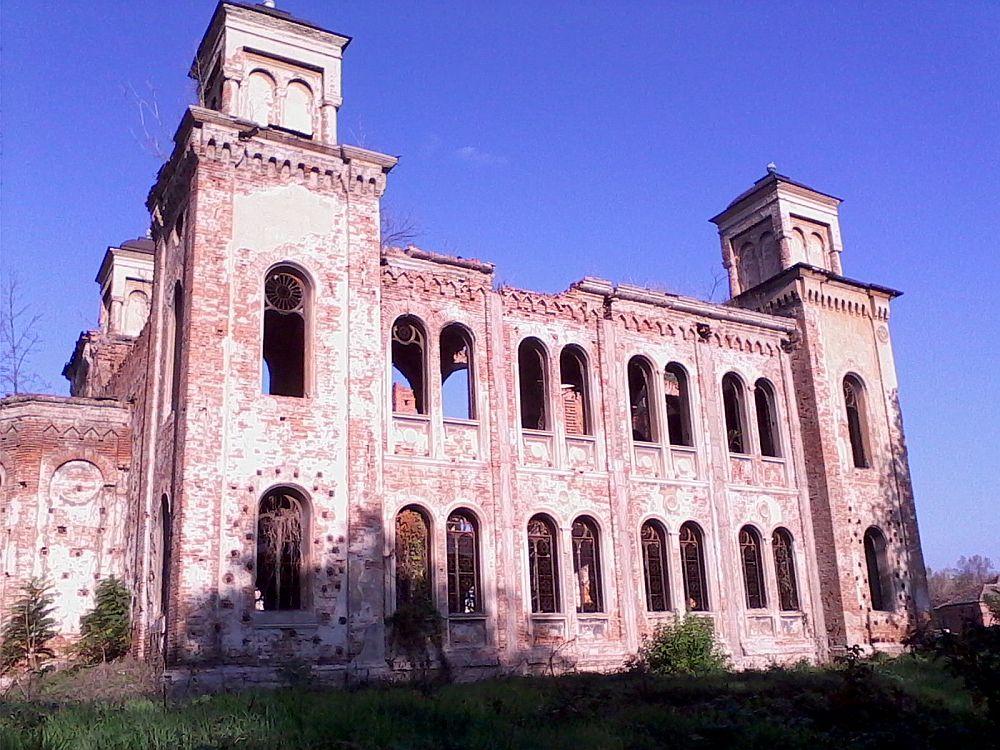 Sinagoga in ruina din Vidin